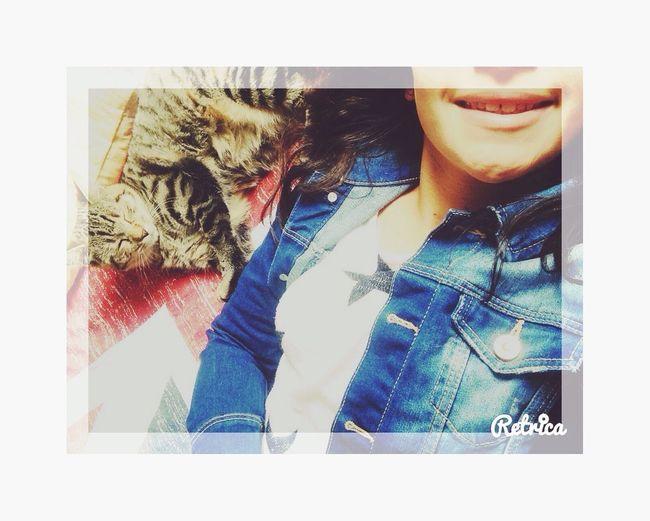 AMOUR DE MA VIE Love ♥ Cute My Cat
