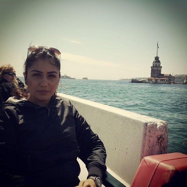 Umraniye Kızkulesi 😃 Istanbul harika bi yer