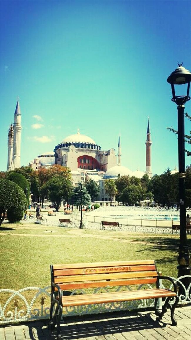 Ayasofya Architectural Mosque
