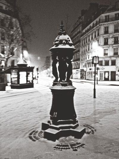 en echo à Océane Snow Rue De Rennes Paris 's Fontain