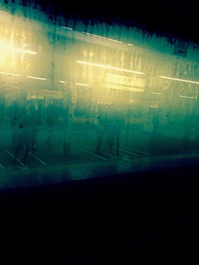 Steamy Tokyo ...