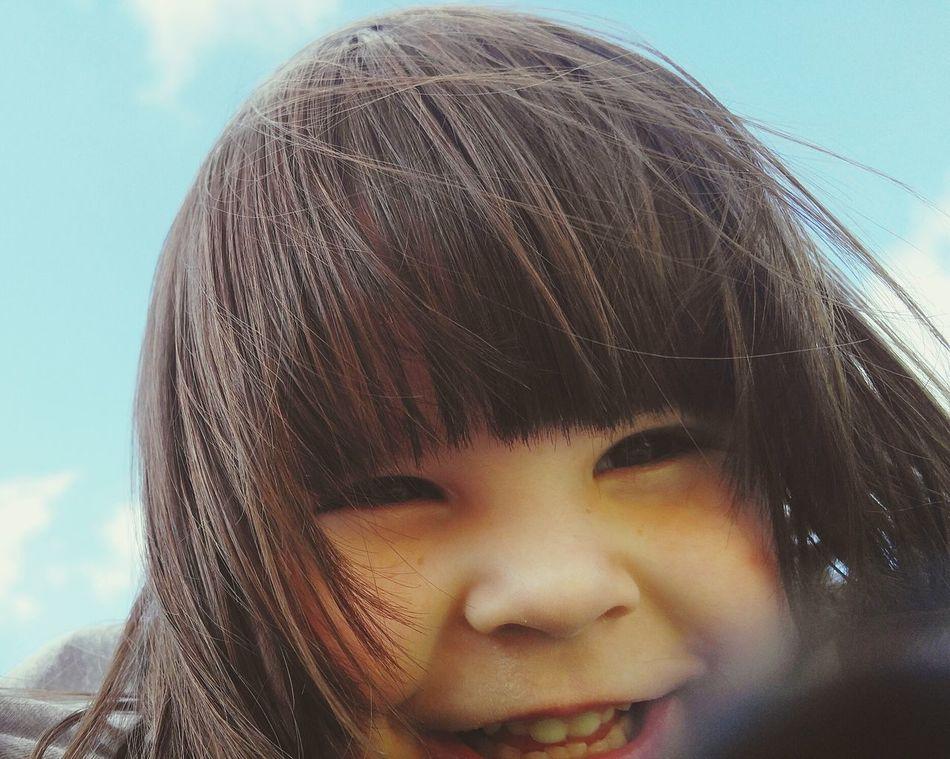 Enjoying Life Eye4photography  Children's Portraits Funny Girl Children Kids Funny Faces Funny Kid Funny Face Having Fun Happy Happy :) HAPPY GIRL! Authentic Moments Fresh On Market 2016