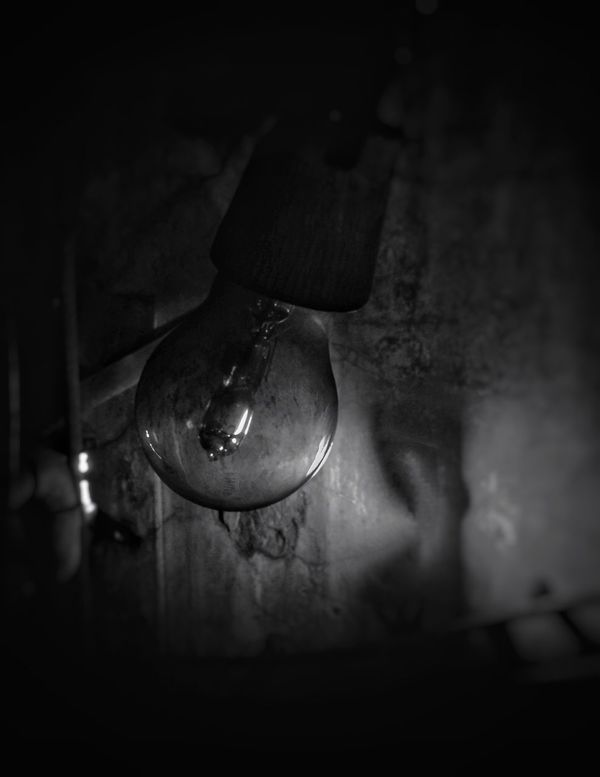 Abandoned Places Abandoned Buildings Lightbulb Light And Shadow Darkness And Light Taking Photos Tadaa Community Beauty In Decay Blackandwhite Black And White Black & White Bnw There Is Always Hope