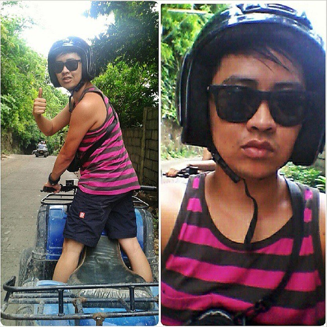 ATV. Nognog Dreamlandthemepark Boracay