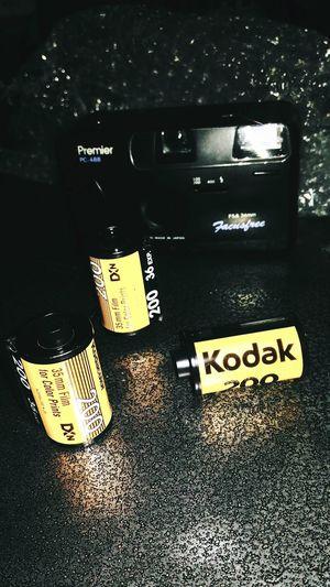 First Eyeem Photo Filmcamera Filmroll