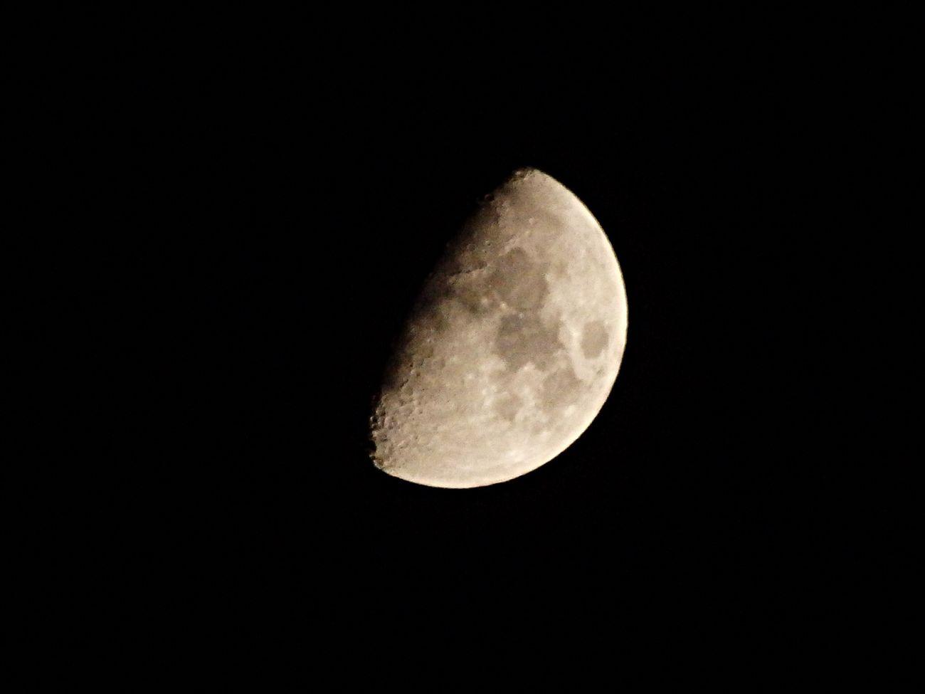 月齢8.72 Moon OLYMPUS SH-50