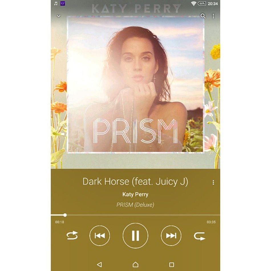Katyperry Darkhorse JuicyJ Music musictime love this song instasize spotify prismaticworldtour tbt tagsforlikes prism