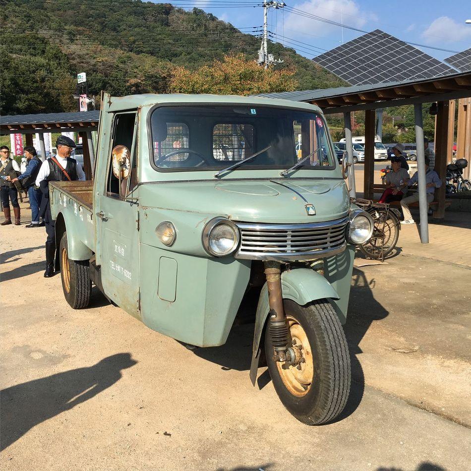 ダイハツ 三輪トラック Daihatsu Threewheeler Truck