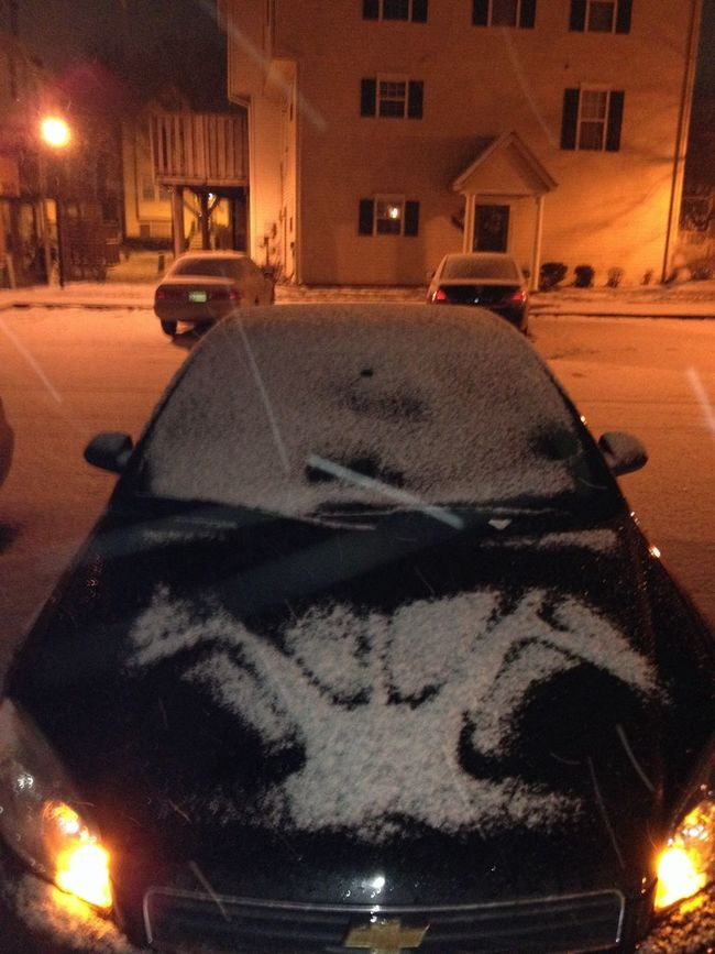 Snow ❄ Art Jus Cuzzzz My Baby