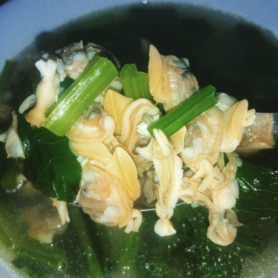 หอยลาย มีสีสันที่เปลือก รสชาติอร่อยอย่างบอกไม่ถูก Food Food And Drink Food Thailand Bangkok Food Seefood Visual Feast