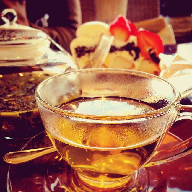Ultimate Japan Afternoon Tea Tea Time Camomile Tea
