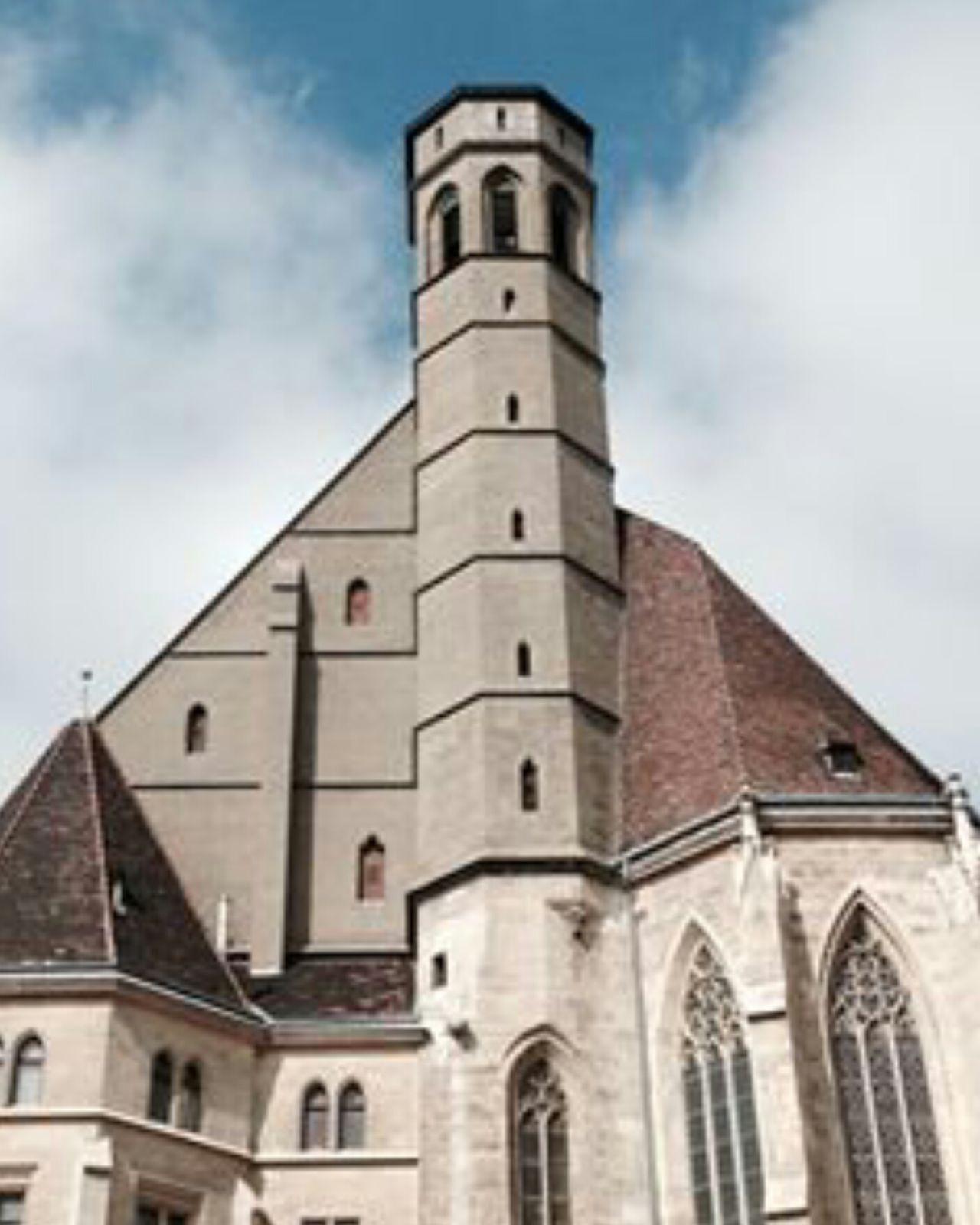 Architecture Low Angle View Building Exterior Sky Built Structure Motivkirche