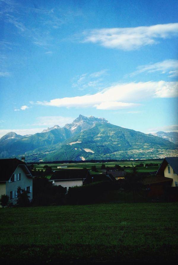 My beautiful land. :) Hello World Switzerland Mountains Enjoying Life