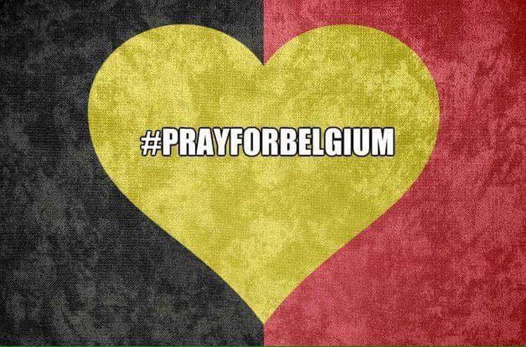 Pray For Belgium Belgium♡