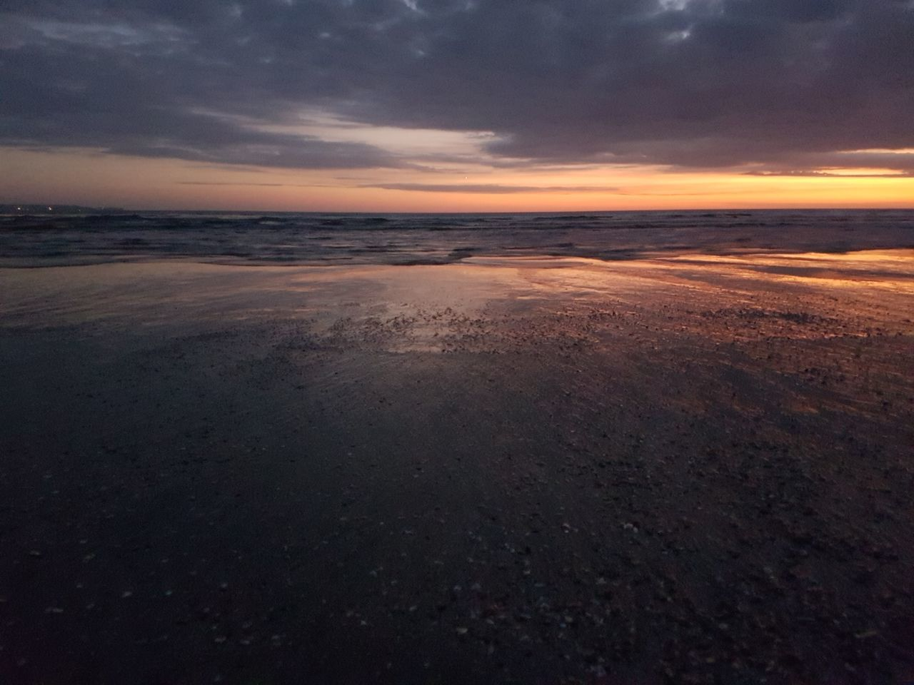 sunset, nature, sea, scenics, beauty in nature, tranquility, tranquil scene, sky, water, beach, outdoors, cloud - sky, no people, horizon over water, day