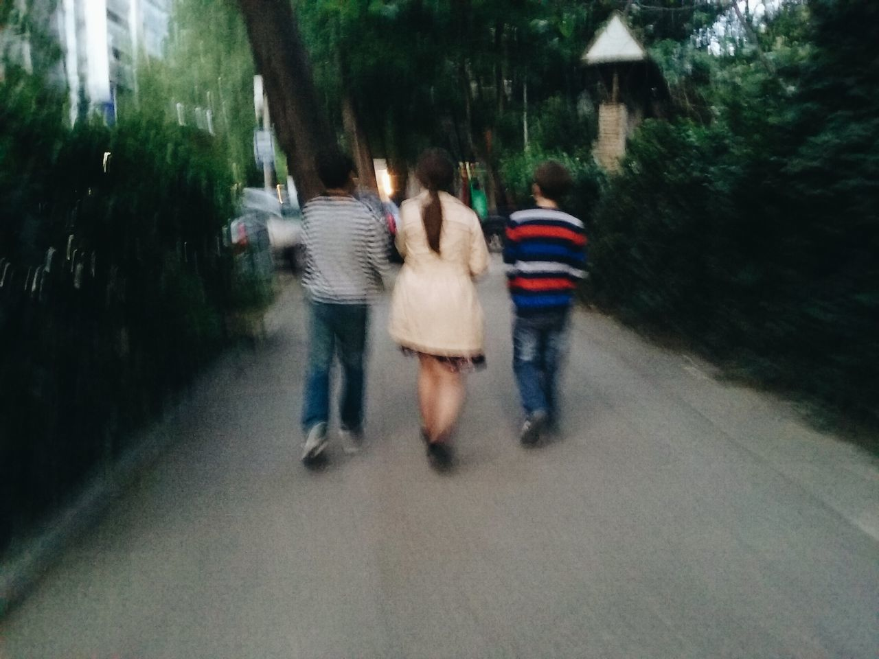Togetherness Walking Young Adult Adult Friendship Rear View People Casual Clothing Young Women Full Length Women Adults Only Men Outdoors Group Of People Young Men Day Bonding Real People Water Children Child Childhood Spring Taking Photos The Street Photographer - 2017 EyeEm Awards