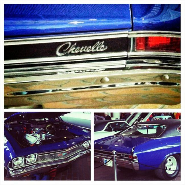 Chevelle Chevy EyeCandy  2014 Calvalcadeofwheels in southbendindiana
