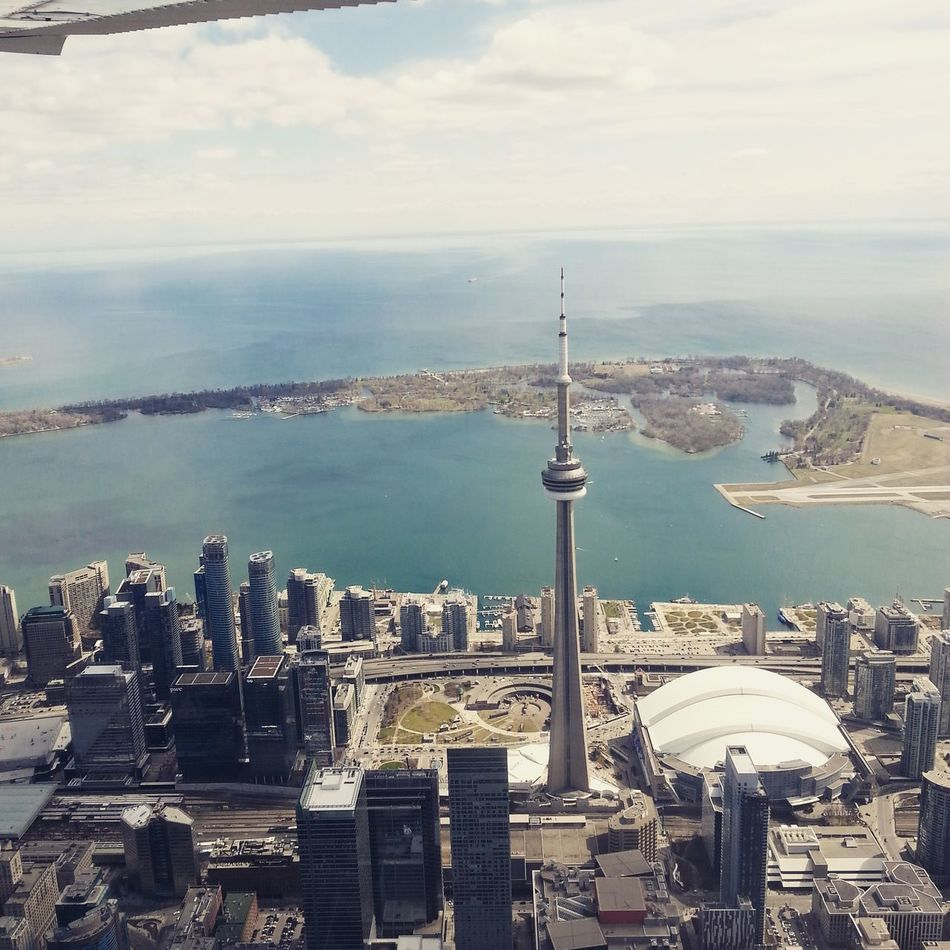 Cityscapes the perks of being friends with a pilot✈️