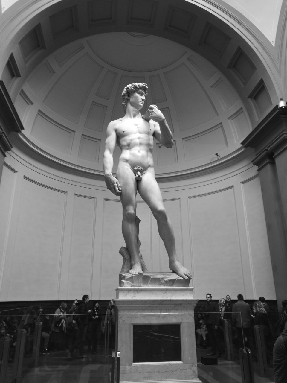 statue, human representation, sculpture, male likeness, art and craft, low angle view, creativity, museum, indoors, travel destinations, architecture, marble, renaissance, day, no people