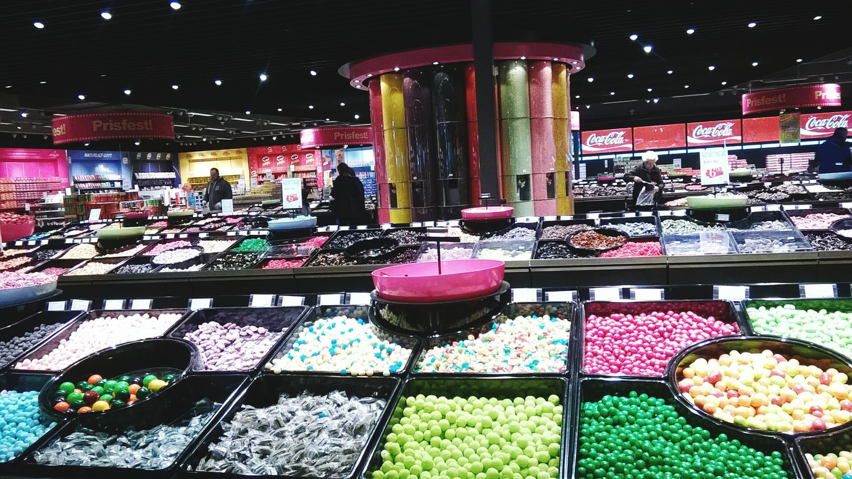 Heaven Candies Sweden Colorfull Sweets Njamiiii GoodTimes