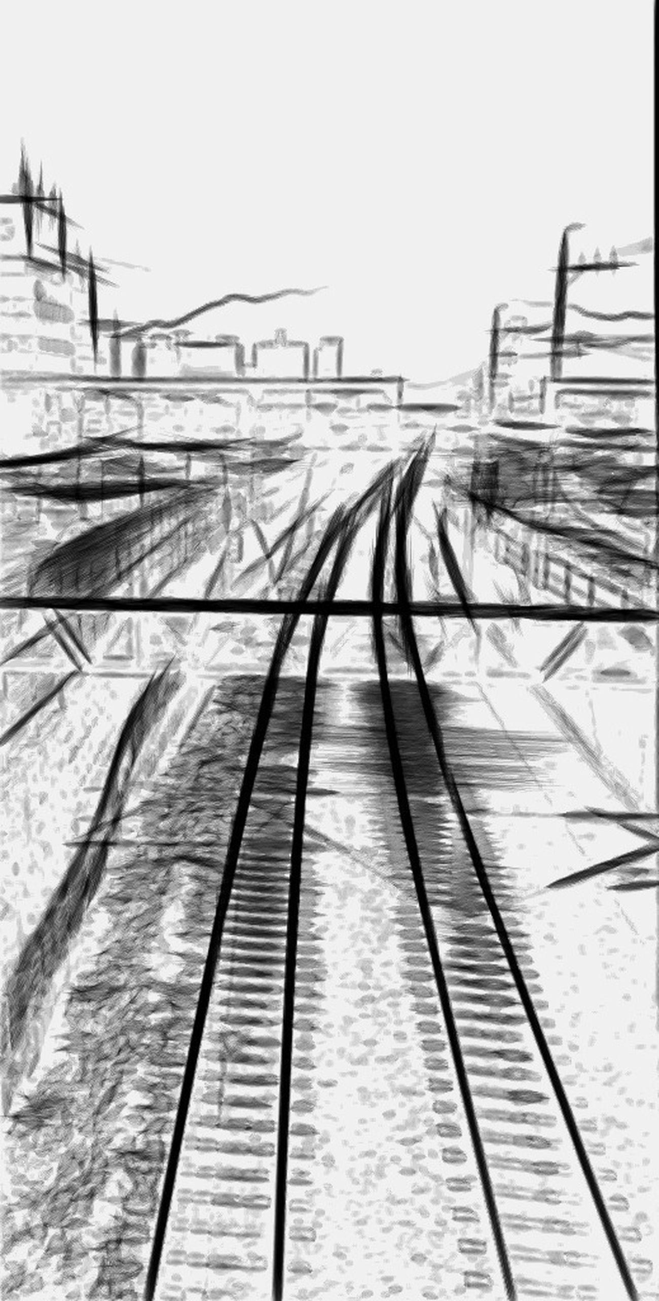 떠나고 싶다... Railway Photo Go Away Streetphotography