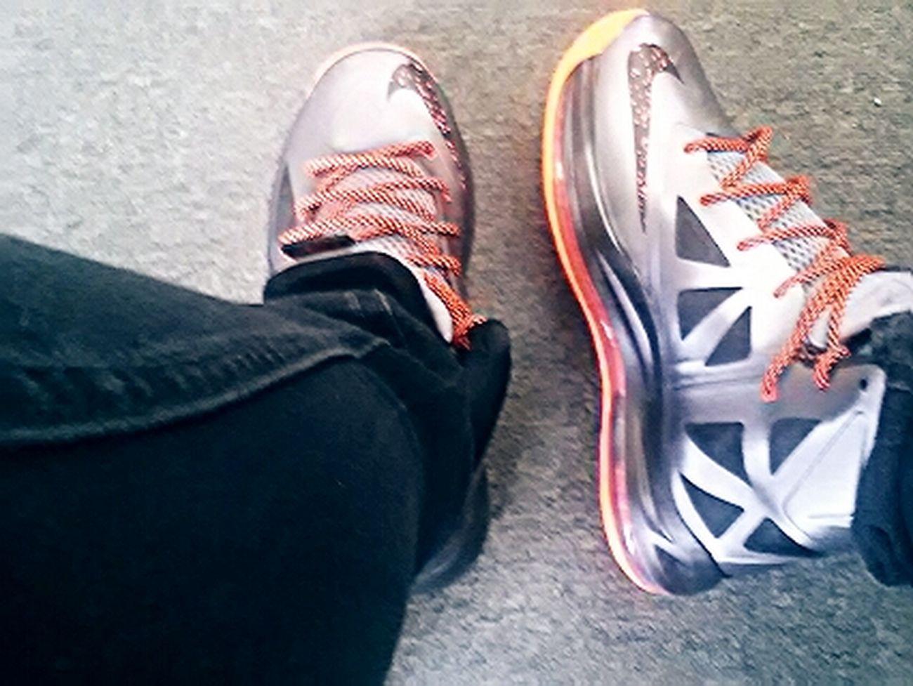 Sneakers Footwear Nikes Lebrons Solecollector Lebron10s Lebronlavas Lavas