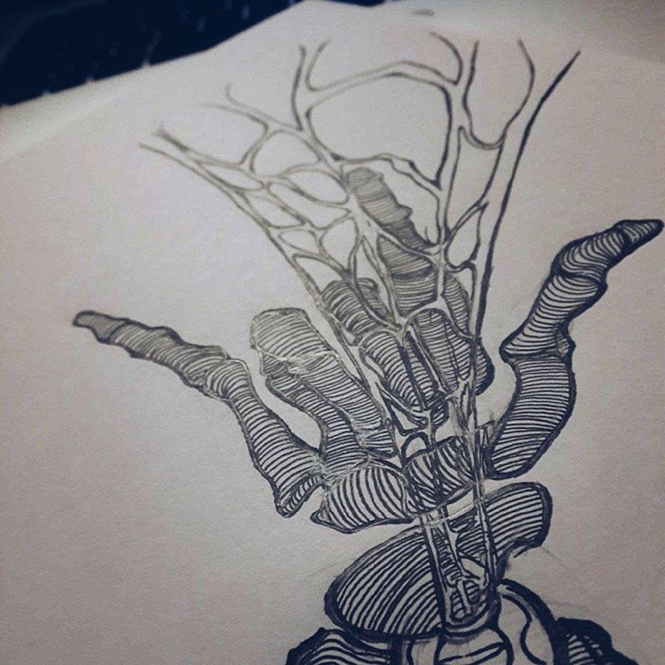 Lelakilabahlabah Amazingspiderman2 Doodle Wip illustration photoshop taktererponn cubismholdjap skeleton