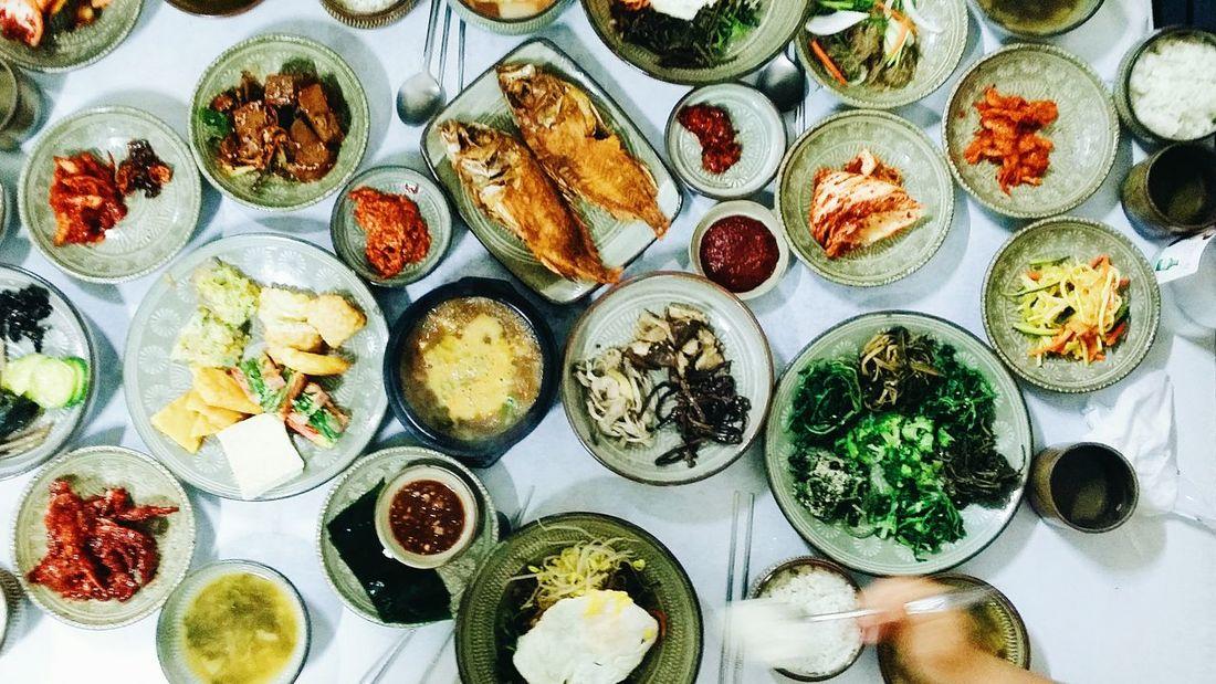 Food Porn Awards Korean Traditional Food Cusin Korean Food Koreanfood Foodporn