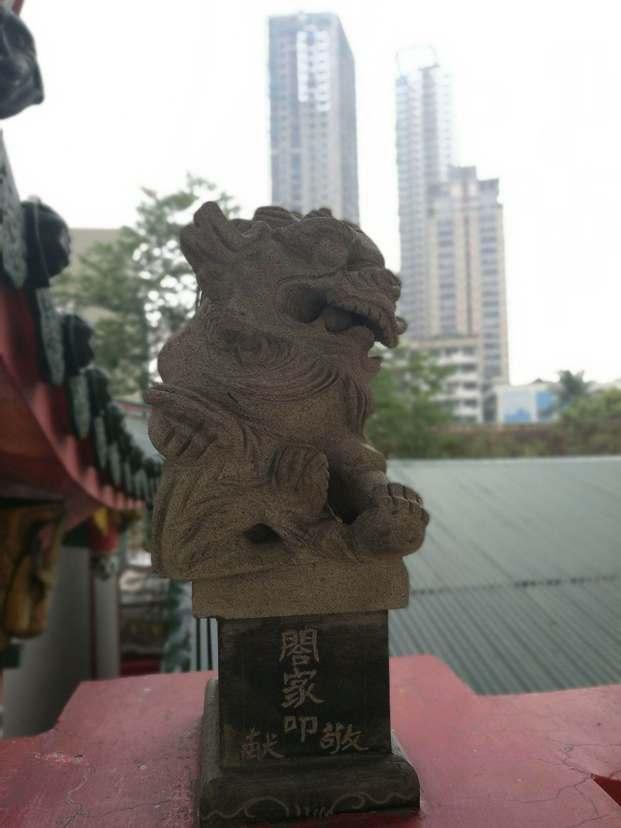 Temple Temple Architecture Guardian Temples And Shrines Sacred Ground Sacred Sacred Place Guardian Lion Guardian Lion Statue
