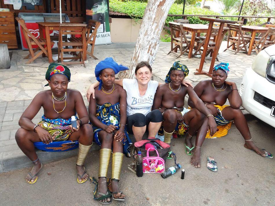 Friendship Celebration Young Adult Sitting Happiness Outdoors Young Women Real People Gloria2017 Benguela Lobito Restinga Lubango Huila  Angola