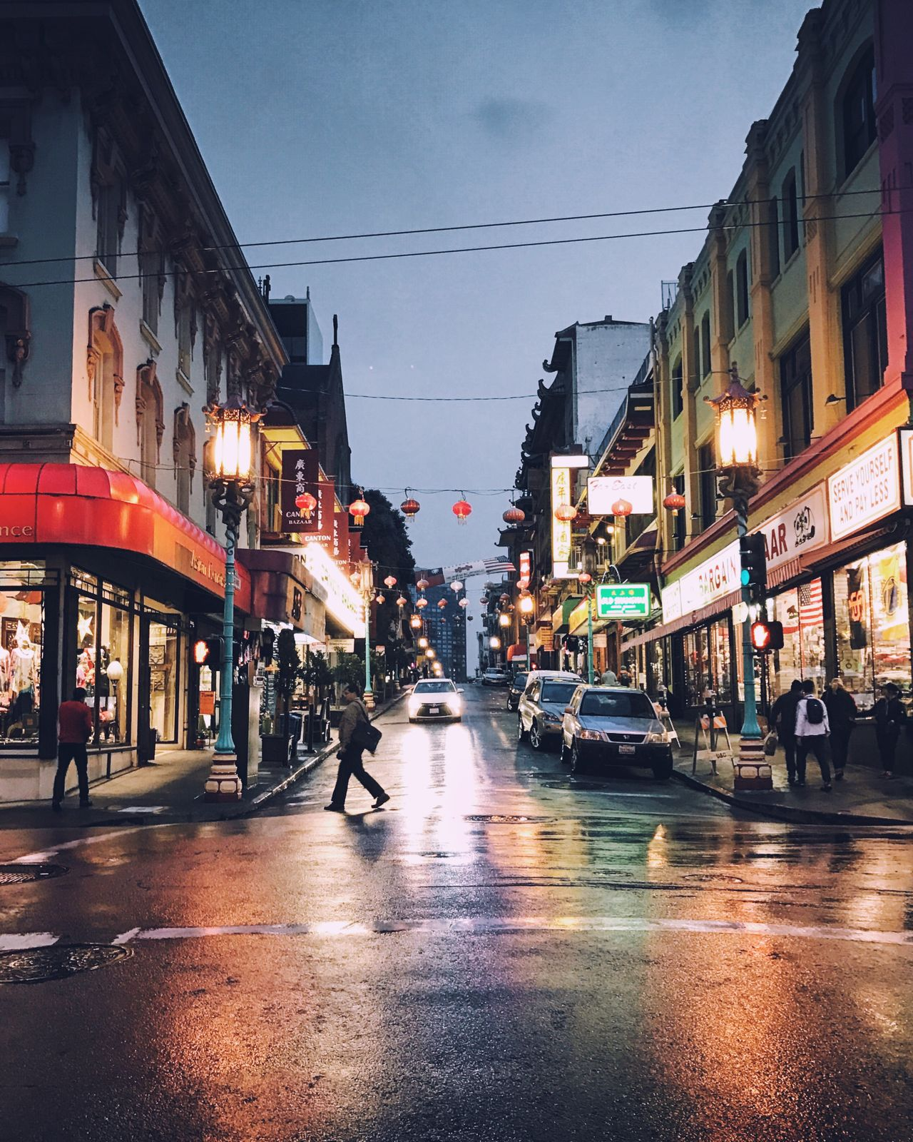 Street Architecture Building Exterior City Built Structure Illuminated Transportation City Street City Life Car Night Outdoors Road The Way Forward Group Of People Sky Men People Adult Adults Only