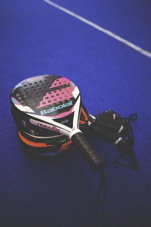 6 Padel Indoors  Paddle Padel Racket Racket Racket Sport Rackets