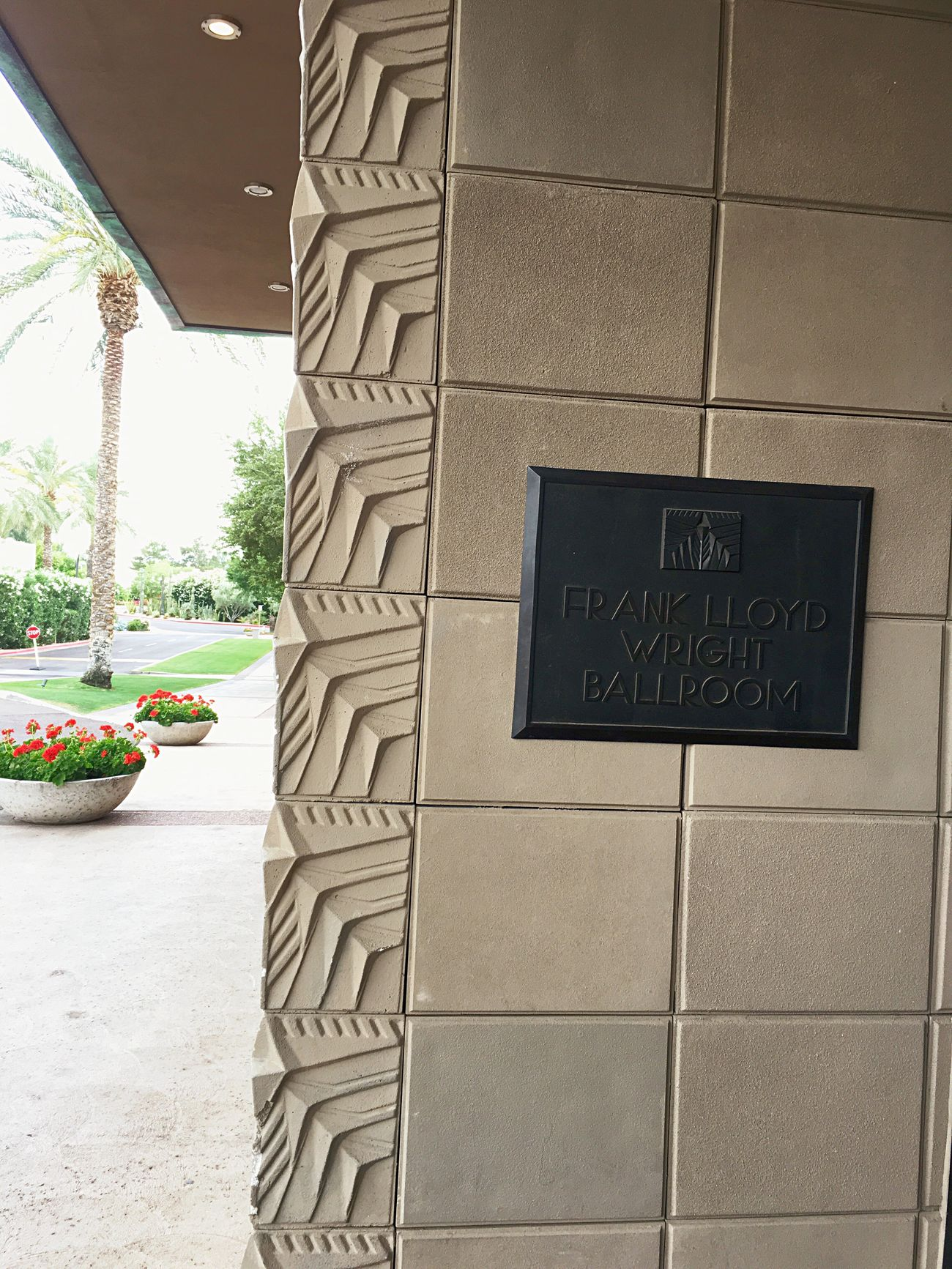 Arizona Waldorf Astoria Resort Travel Travel Destinations Traveling Frank Lloyd Wright Ballroom