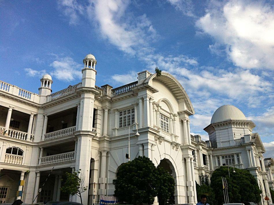 10-Jan-2016 Ipoh Train Station IPhoneography Iphone4 IPhone Photo Courtesy Of Wnfoo Showcase: January Perak Darul Ridzuan, Malaysia Found On The Roll
