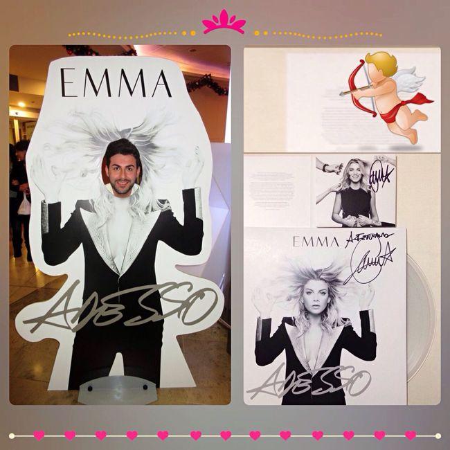GraziE di ❤️ Emma Marrone ❣ Emma Brown 👸🏼 Emma ♡ Adesso 😇 Occhi 👀 Occhiprofondi 👁 👁 Arriverà l' Amore 💏 Instore Tour Marcianise Piazza Campania 💟