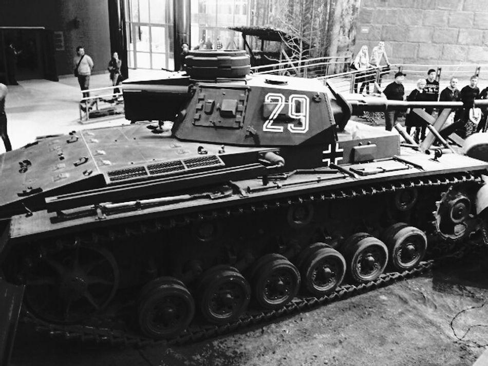 Taking Photos Museum of The Great Patriotic War NAZI Tank Belarus Minsk