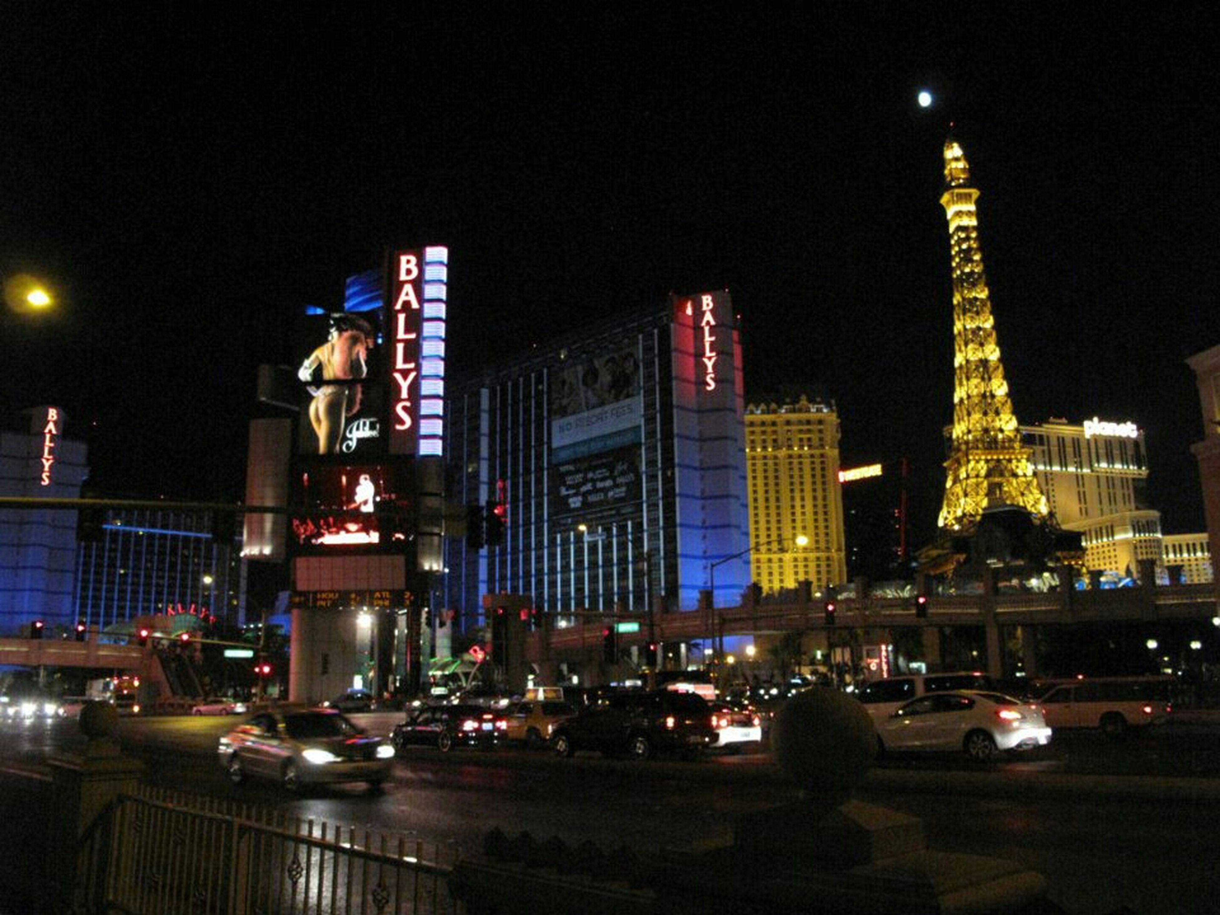 Lights Money Rich Vegas  Strip
