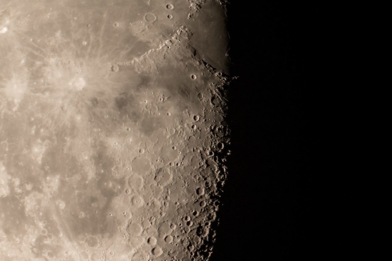 The Moon Canon 70d Close-up Crater Craters Of The Moon Moon Moon Shots Moon Surface Night Night Photography Nightphotography No People Outdoors Sky Telescope Telescope View Textured  Zoom