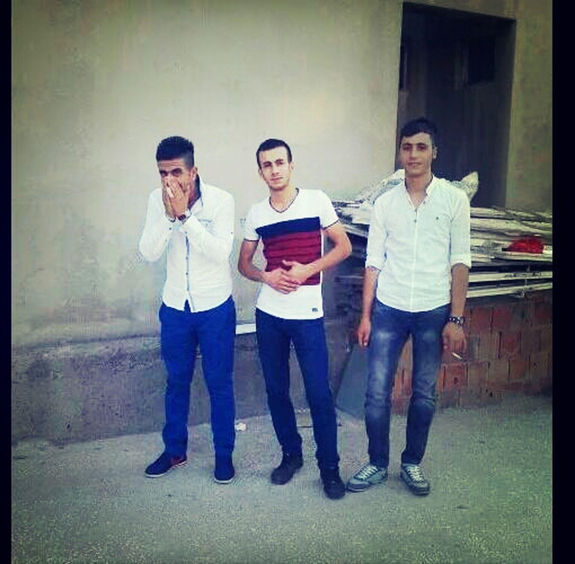 Eski dostluklar :-)