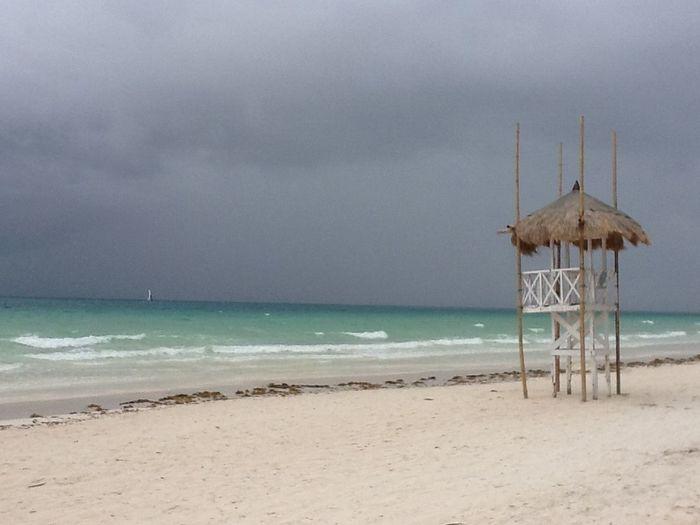 Beach Paradise Simplicity The Purist (no Edit, No Filter)