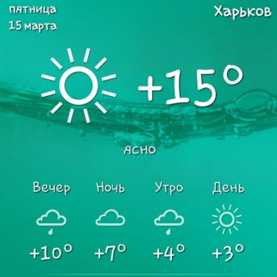 15го числа +15°С!!!  В честь именинников наверное  БикбаевПростоКосмос
