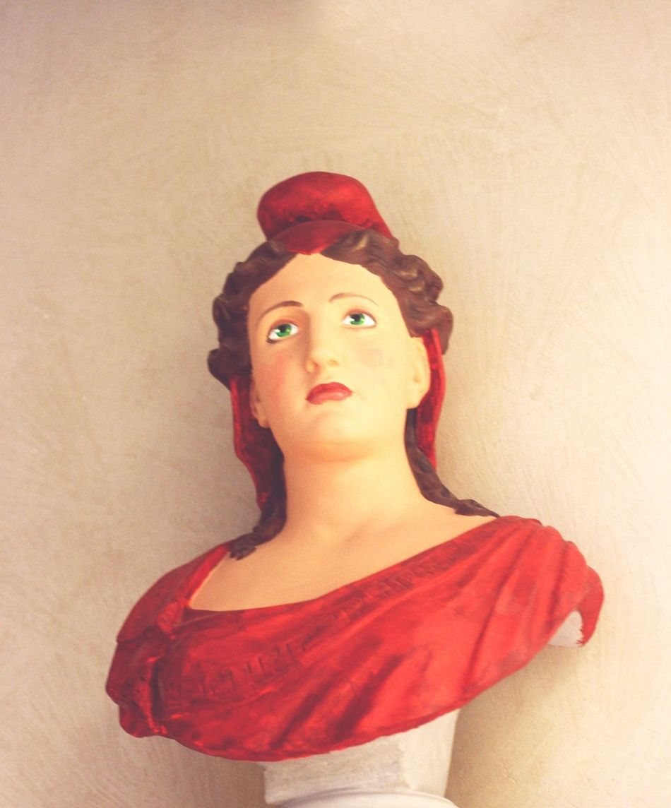 Marianne French Republic France Vintage Bust