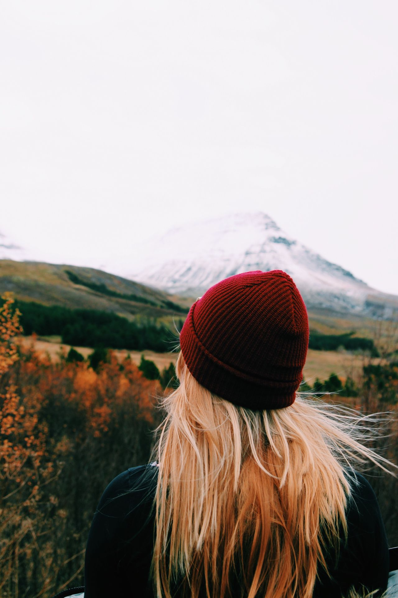 Beautiful stock photos of iceland, Beauty In Nature, Blond Hair, Clear Sky, Day