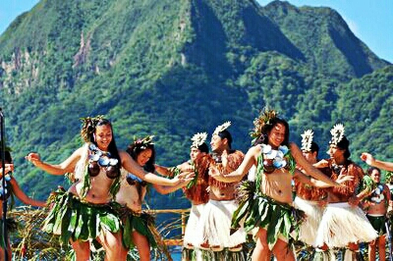 LovePolynesia Stay Rooted Cook Island