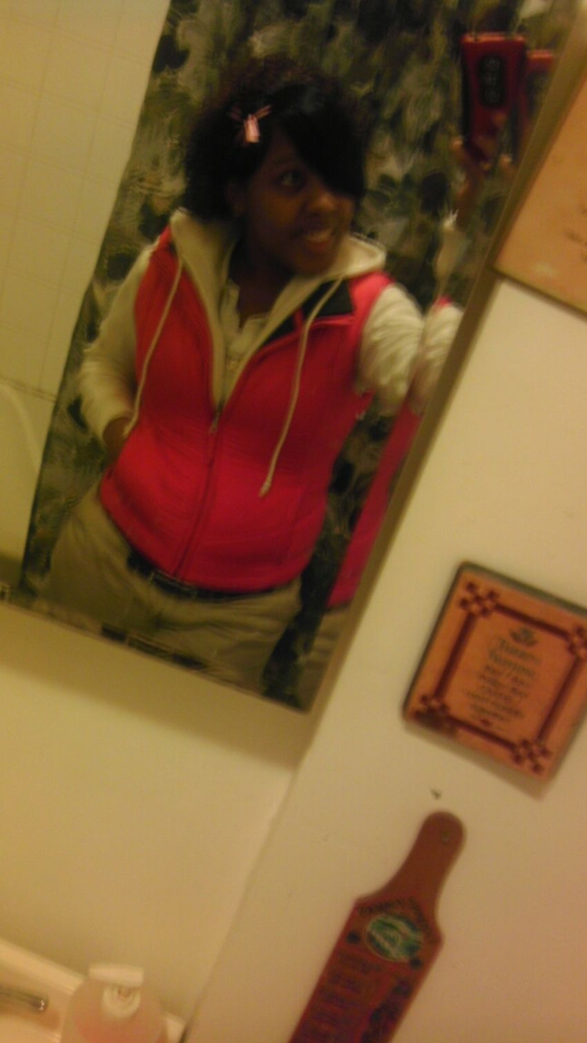 tHE OtHER DAY ! OMW tU SCHOOl