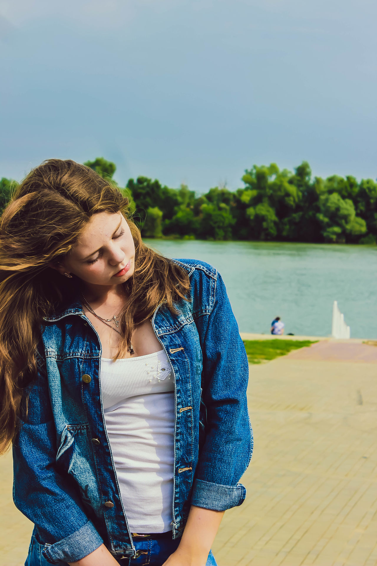 Beautiful stock photos of tiere, young adult, young women, beautiful people, beauty
