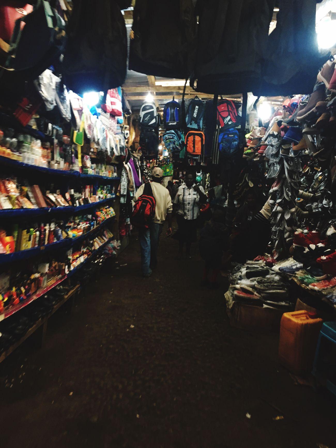 Toi Market Second Hand Market Nairobi Kenya Africa Urban Adventure