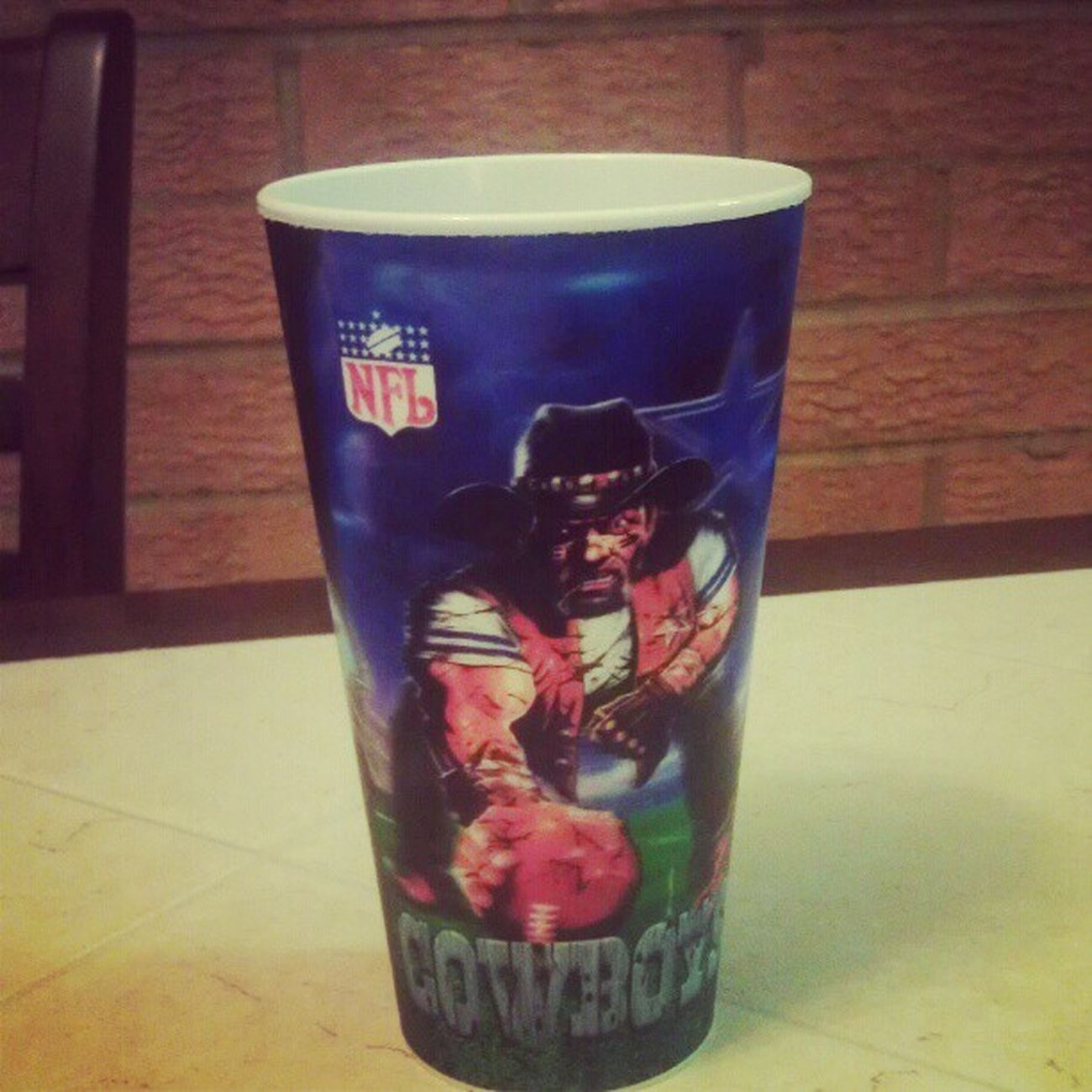 I poured into this cup and drank...HowBoutThemCowboys GoDallas