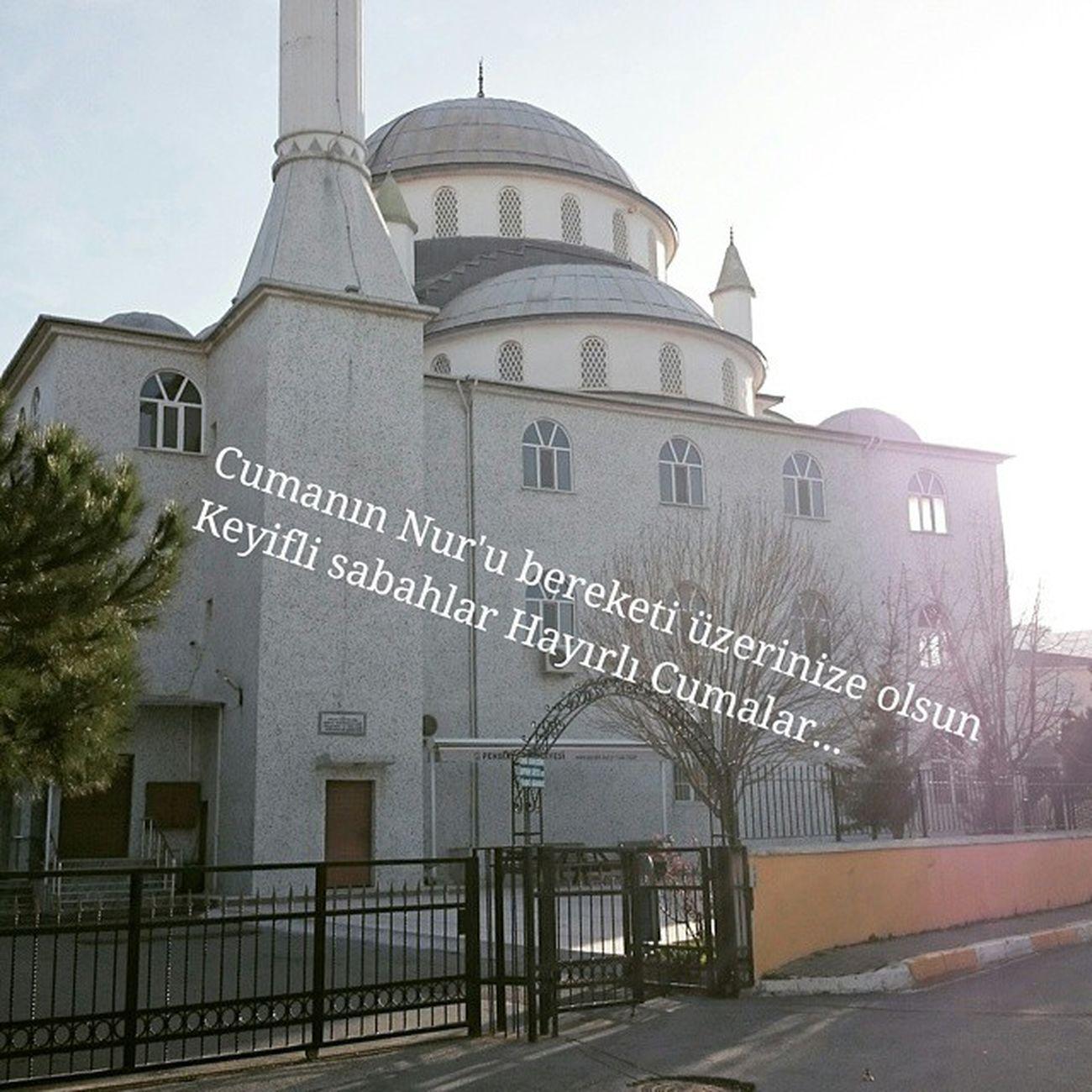 Cumanın Nur 'u Bereketi üzerinize olsun Keyifli sabahlar Hayırlı Cumalar...