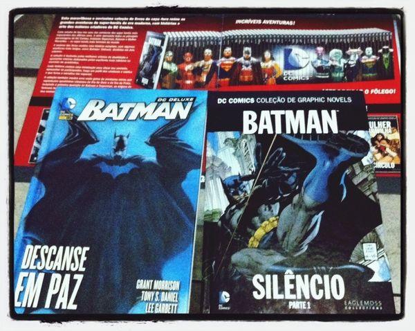 Coleção DC Comics, começando pelo Batman, parte 1 de 65 Dccomics Batman Gothamcity Graphicnovels